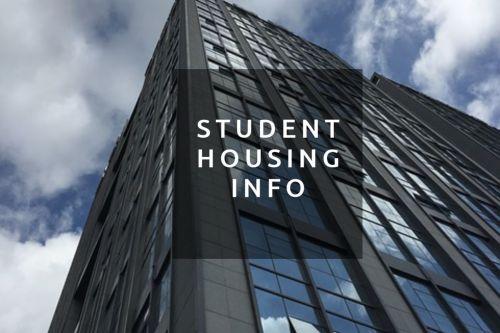 Student Housing Information